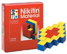 Nikitin jeu-uniwürfel/n2 éduque dans l'espace pensée, perception + concentration