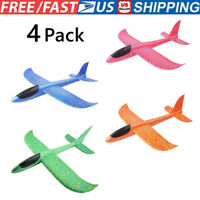 Hand Launch Throwing Glider Aircraft Foam EPP Airplanes Plane Model Outdoor Toy