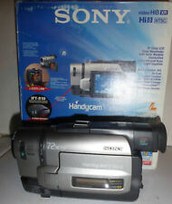 Tested! Sony Ccd-Trv99 Hi-8, 8Mm Video Camcorder, Ntsc X Ray