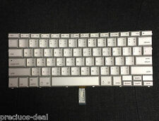 Apple Macbook A1261 Keyboard Thailand Layout With Thai Letters Prints