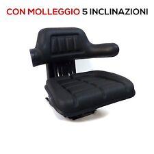 RM300 Sedile per trattore con molleggio base inclinabile Fiat Landini Same