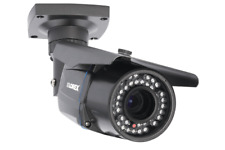 LOREX LBC7183 Outdoor Security Camera with Varifocal Lens - 165FT Night Vision