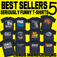 Funny Mens T-Shirts novelty t shirts joke t-shirt clothing Christmas shirt 5