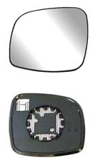 2008-2012 Dodge Grand Caravan Driver Side Heated Mirror Glass w/Backing Plat