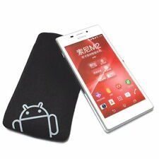 Brand New Android Pouch Case For Sony Xperia M2