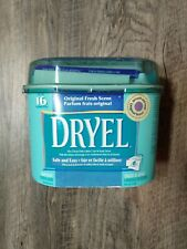 Dryel At Home Dry Cleaning Kit 16 loads original scent