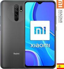 "Xiaomi Redmi 9,NFC,  MediaTek HelioG80,4+64 GB, FHD+ de 6.53"" GRIS"