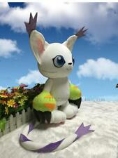 21.5'' Digimon: Digital Monsters Tailmon / Gatomon Handmade Custom Plush Doll
