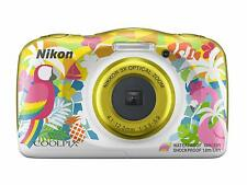 Nikon COOLPIX W150 Waterproof Digital Camera Resort ver. Full HD W150RS JPN NEW