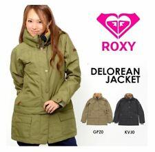 Roxy Delorean Insulated 15K Hooded Snowboard Jacket Womens Small - Ski Burton dc