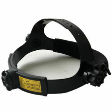 LS081-2 2 Qty Conatron Welding Helmet Replacement Positive Lock Headgear