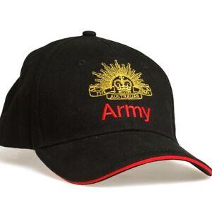AUSTRALIAN ARMY CAP HAT * VIETNAM * EAST TIMOR * AFGHANISTAN * IRAQ      -02