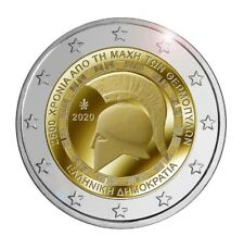 Griekenland 2020 - Thermopylae - 2 euro CC - UNC