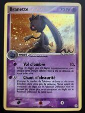 Carte Pokemon BRANETTE 1/101 Holo Légendes Oubliées Bloc EX FR NEUF