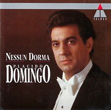PLACIDO DOMINGO : NESSUN DORMA / CD
