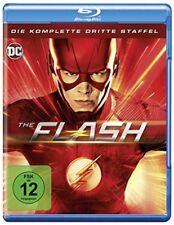 The Flash Staffel 3 Blu-ray NEU OVP DC Serie