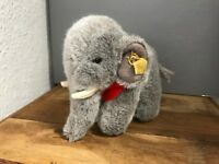 Steiff Tier Elefant 13 cm. Top Zustand