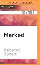 Dark Protectors: Marked by Rebecca Zanetti and Alex Hughes (2016, MP3 CD,...