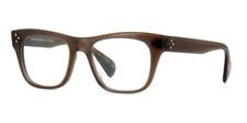 Authentic OLIVER PEOPLES Jack Huston 5302U - 1473 Eyeglasses Taupe *NEW*  52mm