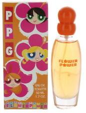 Flower Power by The Powerpuff Girls for Women EDT Perfume Spray 1.7 oz. NIB