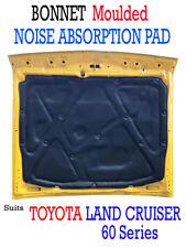Toyota Land Cruiser FJ60 HJ60 60 Series Bonnet Insulation