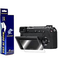 ArmorSuit MilitaryShield Sony NEX-6/6L Screen Protector + Lifetime Warranty!