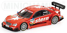 Mercedes C Class DTM 2007 A. Margaritis #10 Team Persson 1:43 Minichamps