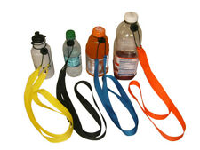 Water bottle holder 1 size fits all, Adjustable pull-tite cord lock Made in USA.