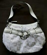 XOXO Cream Buckle Handbag