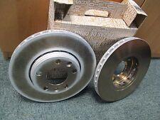 Genuine Renault Twingo Front Brake Discs 7701208252