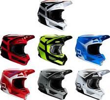 Fox Racing V2 Helmet - MX Motocross Dirt Bike Off-Road ATV UTV MTB Men Women