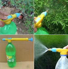 Watering Can PET Bottle Gardening Pump Sprayer Hot Portable Handheld Spread
