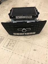 MERCEDES W166 ML differenza stereo di navigazione
