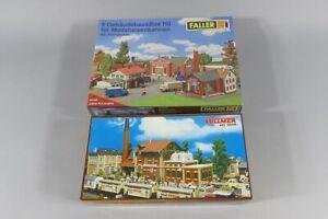 T 78182 Faller + Vollmer Bausätze, neu