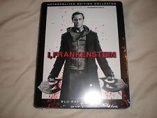 I ,frankenstein blu ray 3D +DVD boitier métal  neuf sous blister