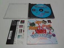Irem Arcade Classics W/Spine Sony Playstation Japan