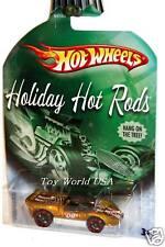 2009 Hot Wheels Wal Mart Holiday Hot Rods Chaparral II