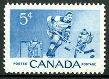 CANADA - 1956 - Serie ordinaria. Hockey su ghiaccio