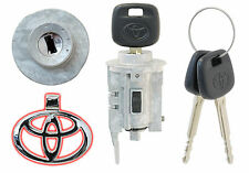 2001 - 2007 Toyota Highlander - Ignition Lock Cylinder w/2 New Keys