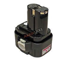 Bateria para Makita 9,6v 2.0ah 9120 9122 9,6v 2000mah NiMH