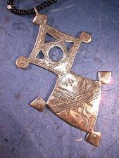 Africa handmade L tu2 African Tuareg Cross necklace