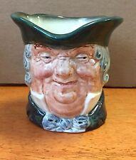 "Royal Doulton Character toby jug PARSON BROWN Small size 3 """