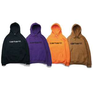 Men's Hoodie Carhartt  Letter Embroidery Hooded coat jacket Sweatshirt Pullover
