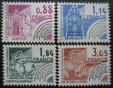 FRANCE Préoblitéré série N°170 au 173 neuf **