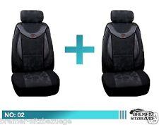 Mercedes B Klasse W246 Maß Schonbezüge  Sitzbezüge Fahrer & Beifahrer 02