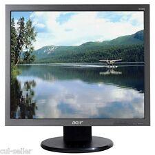 """Acer B193 48 cm (19"""") 5:4 LCD TFT Monitor Business Serie Schwarz DVI"""