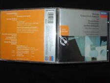 CD RODRIGO / FALLA / DUTOIT / DE BURGOS /