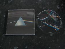 pink floyd, dark side of the moon , rock cd album, NE 2 9W, emi 7243 8 29752 uk