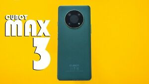 "Cubot Max 3 Green 6.95"" 64GB 4G"