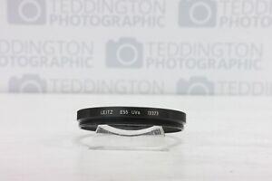 Leitz E55 UVa Filter